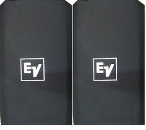 EV  ZLX12  Electro-voice Speaker cover (pair)