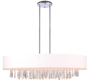 Chandelier 4 light - new and never hanged suspension light