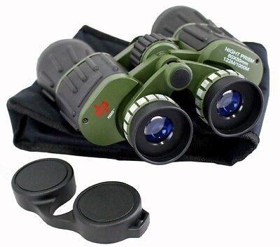 Day/Night 60x50 Military Army Zoom Powerful Binoculars Optics Hunting Perrini