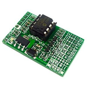 iCP07A-iBoard-Tiny-Extensions-Microchip-8pin-PIC12F675-IO-Board
