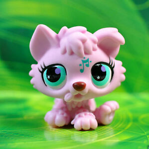 Littlest Pet Shop Collection Child Girl Figure Cute Toy Loose Rare LPS335