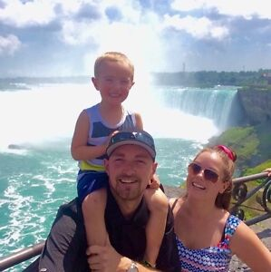 Family of 3 relocating from Ontario with work