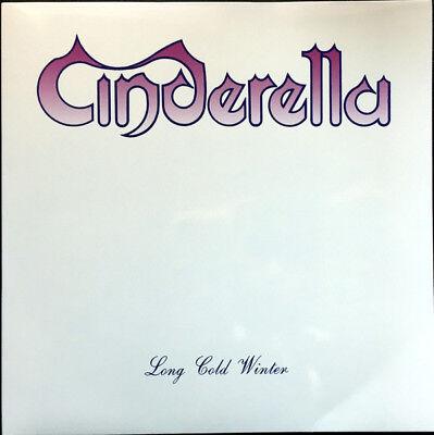 Cinderella - Long Cold Winter 180 Gram LP Audiophile SEALED - Music On Vinyl