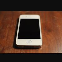 iphone 4s - 16GB - white