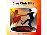 Jive Club Hits - 28 Original Rock N Roll Numbers from the 1950's & 60's