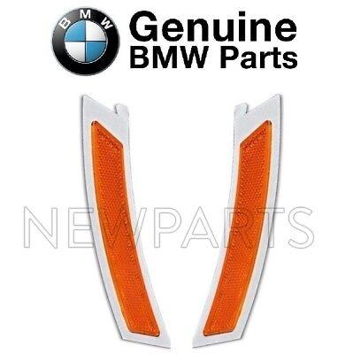 For BMW E89 Z4 09-16 Pair Set of Front Left & Right Side Marker Lights Genuine