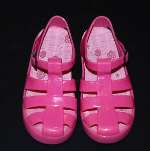 UMI Boutique UMI Fisherman PINK Jelly Sandals Size 10.5 -11.5 US
