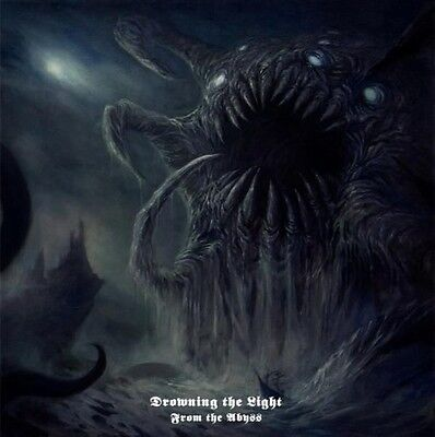 Drowning The Light   From The Abyss Cd 2015 Black Metal Australia Dark Adversary