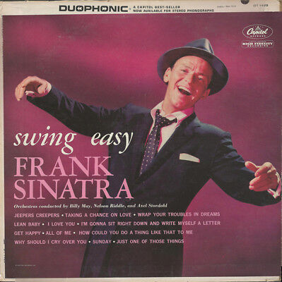 FRANK SINATRA *Record Collection* Get his best records in one easy