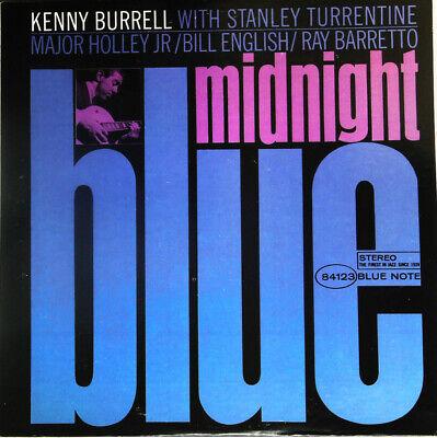Kenny Burrell Midnight Blue im radio-today - Shop