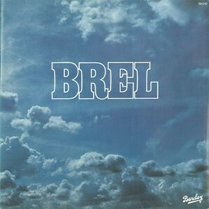 Jacques Brel ‎– Brel West Island Greater Montréal image 1