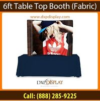 Pop Up Displays Booth: A Promotional Trade Show Displays