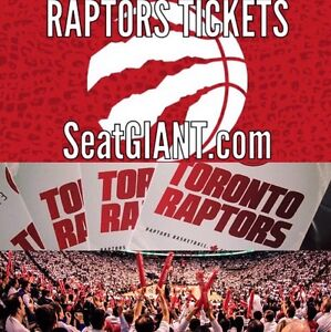 RAPTORS TICKETS - All Games Including HOME OPENER FROM $44!!!