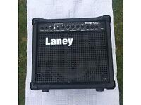 LANEY HC25R HARDCORE COMBO GUITAR AMP