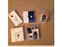 Sony Xperia Z3 phone and SwR50 smart watch