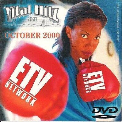 ETV Vital Hitz DVD - October 2000