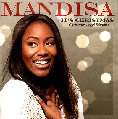 Mandisa •  It's Christmas [Angel Edition] CD 2012 Sparrow Records •• NEW •• ()
