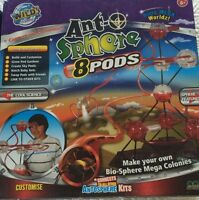 Wild Science. Ant-o-sphere and Farm of the future. New.