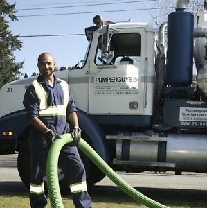 $199 Septic Tank Pumping and Cleaning