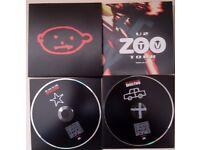 U2 Zoo TV fanclub only cd