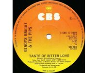 Gladys Knight & The Pips ‎– Taste Of Bitter Love: Funk / Soul 12'' Vinyl