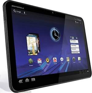 MOTOROLA XOOM MZ 604 MODEL( 32 GB ) 10 ,1 INCH Bedford Bayswater Area Preview