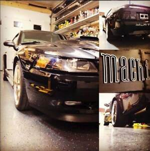 2003 FORD MUSTANG MACH 1   **SUPERCHARGED**
