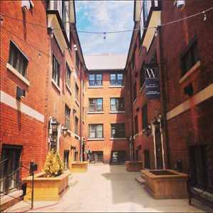 Sub-letting 1 bedroom apartment downtown Kitchener