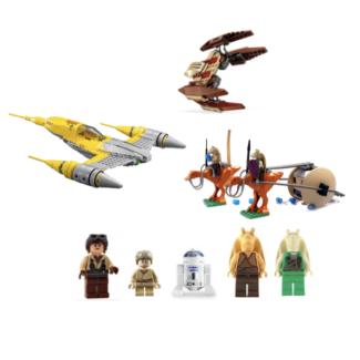 Lego Naboo Battle Bundle