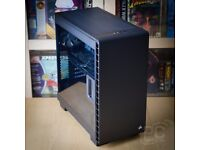 High Spec 6 Core i7 Gaming / Editinh PC 4K Ready Desktop Computer