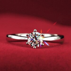 Beautiful Tiffany Style Engagement Ring (Willing to Negotiate)