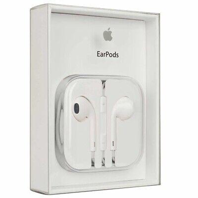 Genuine Headset for Apple EarPods Earphones with 3.5 Jack Original iPhone 6 5 SE