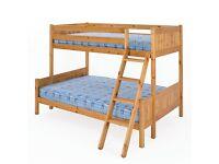 Triple Pine Bunk Beds