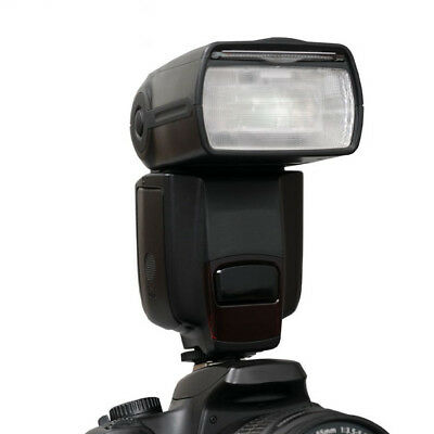 Pro D3400 Sl565-n Dslr Camera I-ttl Flash For Nikon D3300...