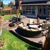 Efficient and professional landscaping contractor in Calgary