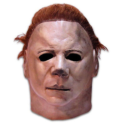 Halloween II Michael Myers Kids Mask | Trick or Treat TTUS124 (Halloween Michael Myers Kid)