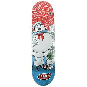GHOSTBUSTERS REAL James Hardy Pro Deck Skateboard Rare