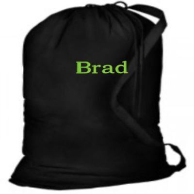 (Laundry Bag, Graduation Gifts, Personalized Camp Laundry Bags)