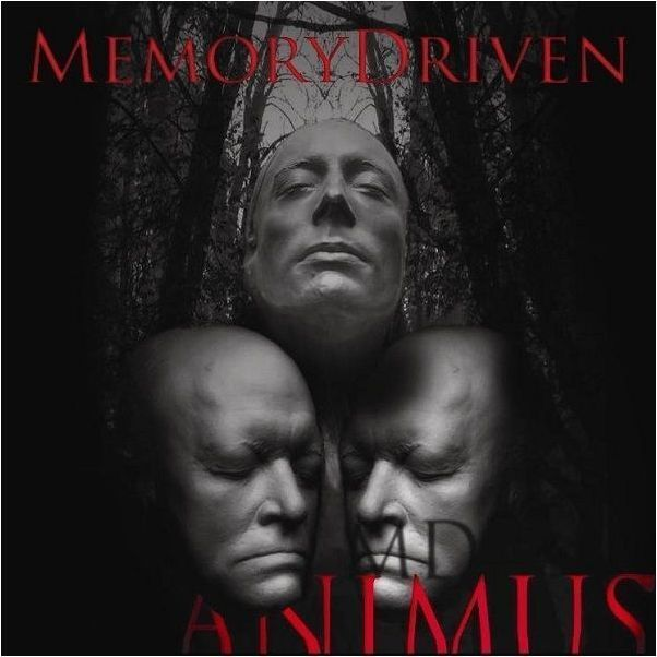 MEMORY DRIVEN - Animus CD