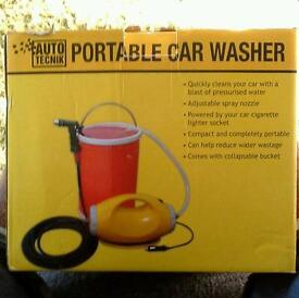 Brand new boxed 12volt pressure washer