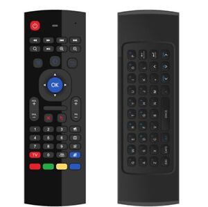 ANDROID TV BOX QWERTY KEYBOARD REMOTE / AIR MOUSE