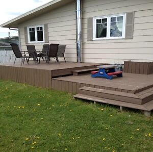 House for Rent in Grande Cache - 4 Bed, 2.5 Bath - Full basement