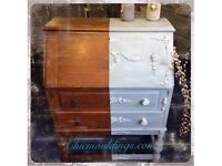 On-Line Shabby Chic business, inc on-line store, Facebook page (over 17k likes & 16.5k followers)