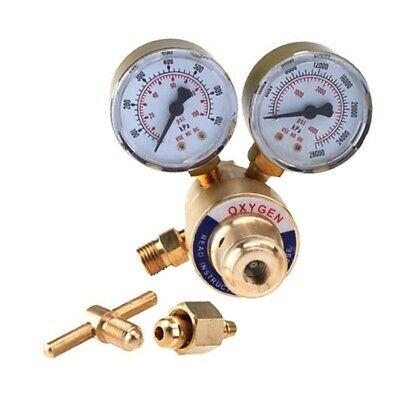 New Welding Gas Welder Oxygen Regulator Oxy For Victor Torch Cutting Kits Cga540