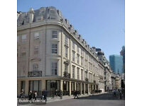 MOORGATE Private Office Space, EC2V - Flexible Terms | 2 - 80 people