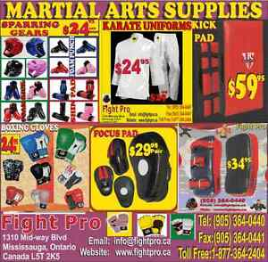 MARTIAL ARTS UNIFORMS & EQUIPMENT SUPPLIER,60%OFF (905) 364-0440