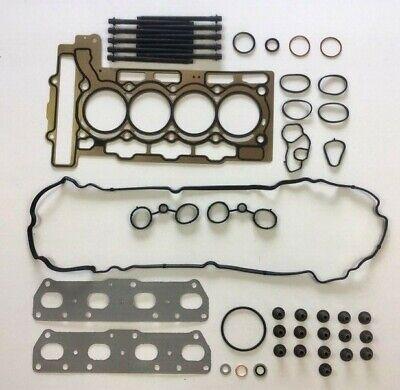 HEAD GASKET SET BOLTS MINI 1.6 TURBO CABRIO COUPE COOPER R55 R56 R57 R58 R59 N14