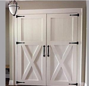 Sliding Modern Barn Style Doors, Hardware & Accessories