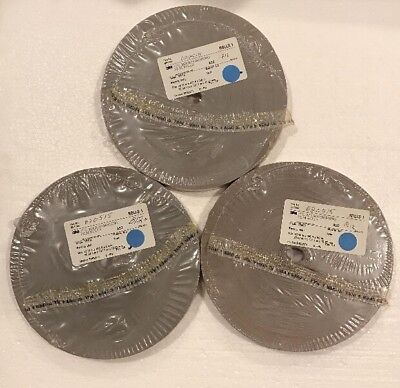 3M 51119 273L IMPERIAL MICROFINISHING FILM ROLL 15 MIC 450FT X 5//8 NEW CONDITION