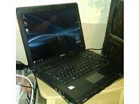 Toshiba L300 150 gb 2gb ram Win 7 Ultimate